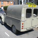 citreon-2cv-van-rear PNG