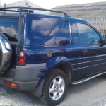 freelander-van-rear PNG