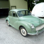 morris-minor-green PNG