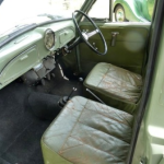 morris-minor-interior PNG