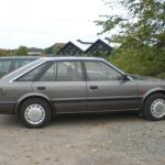 nissan-bluebird-1990-side PNG