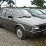 nissan-bluebird-front-1990 PNG