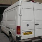 vw-lt35-van-rear PNG