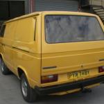 vw-t25-van-rear PNG